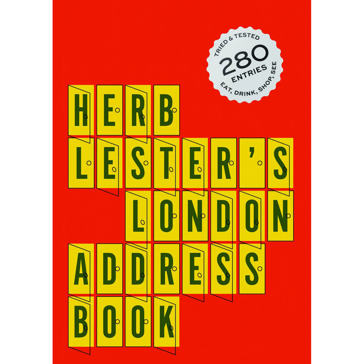 Cover of Herb Lester's London Address Book