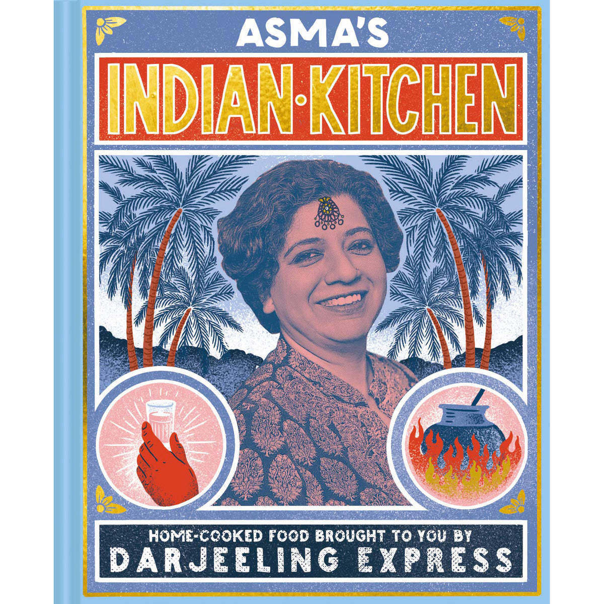 Cover of Asma's Indian Kitchen