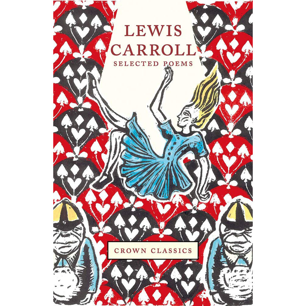 cover of Lewis Carroll: Selected Poems