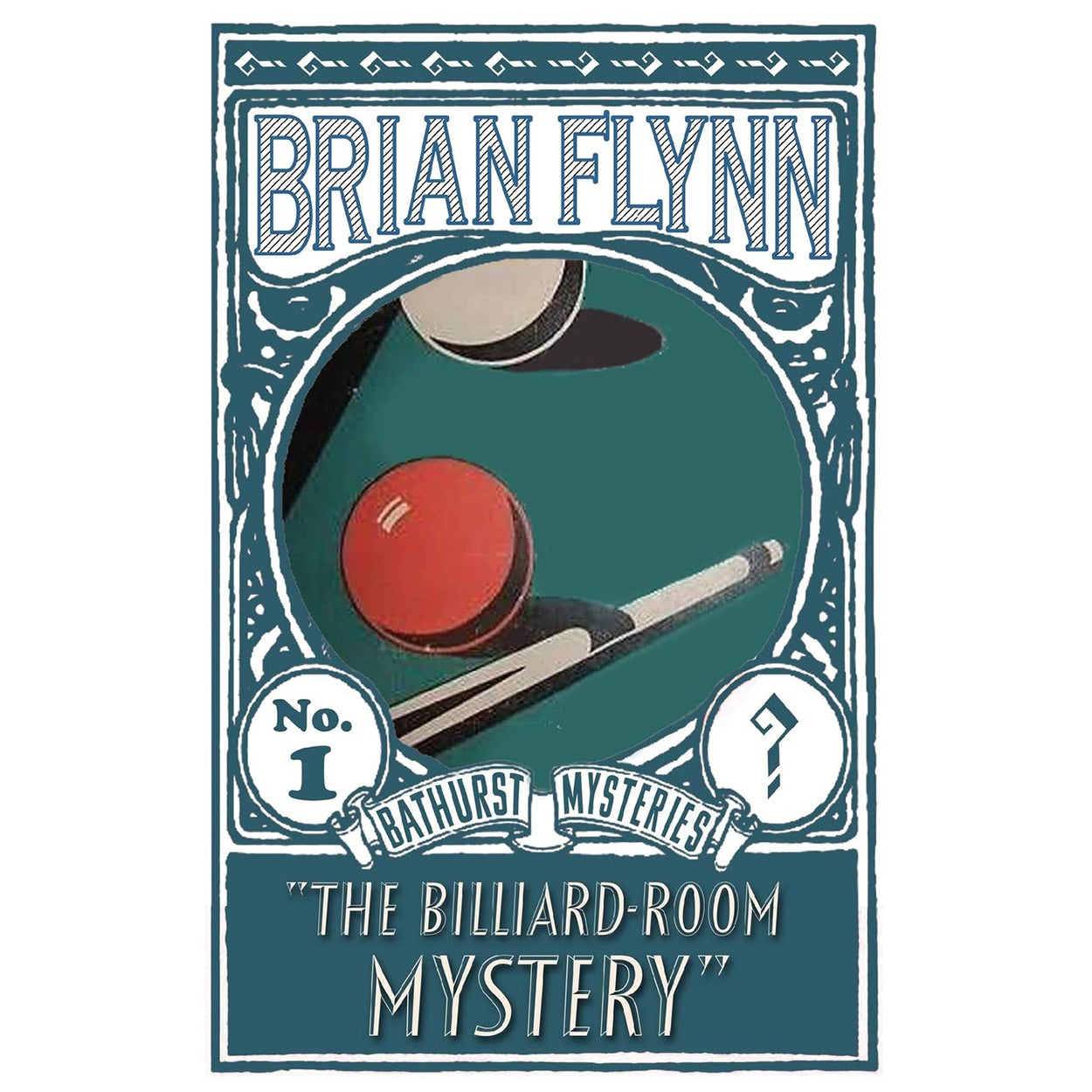 Cover of The Billiard-Room Mystery (Bathurst 1)
