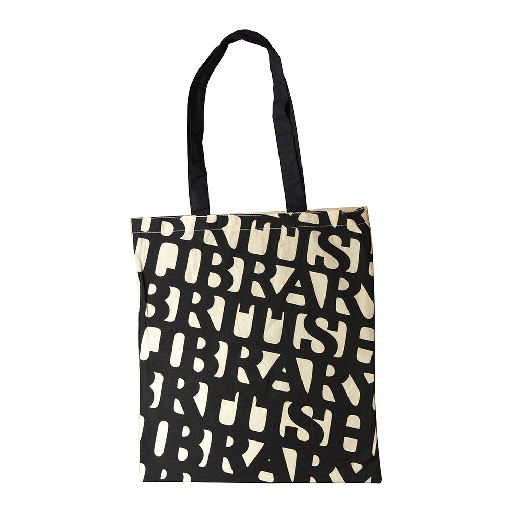 British Library Gates Cotton Tote Bag