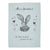 Alice in Wonderland Rabbit Tea Towel British Library