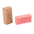 Hot Rose London Brick Shaped Soap on White background