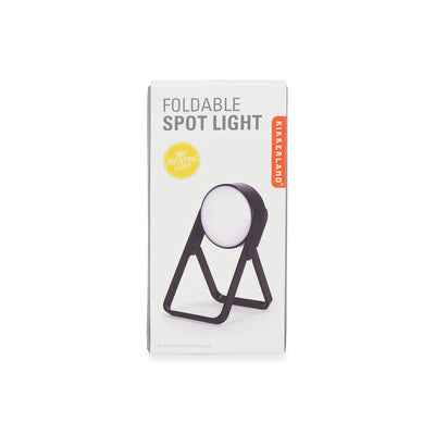 Image of Foldable Spot Light in packaging