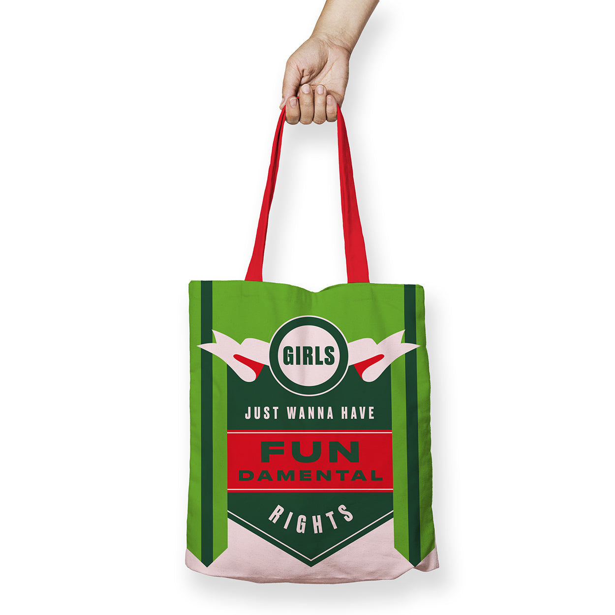 Image of FUNdamental Rights Tote Bag