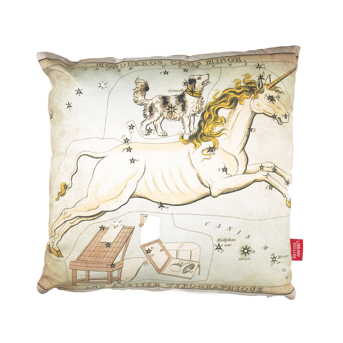 Image of Unicorn Cushion