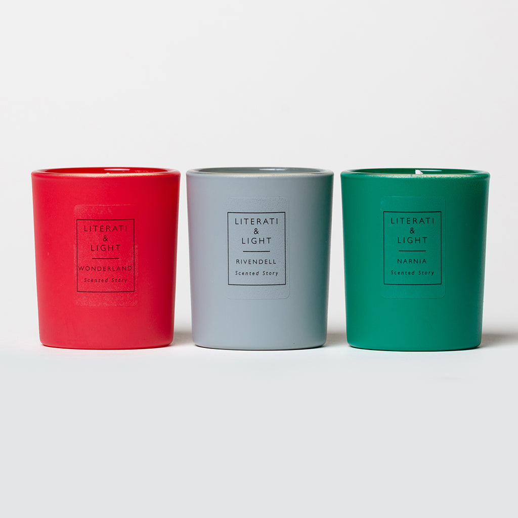 Magical Lands Candle Collection image