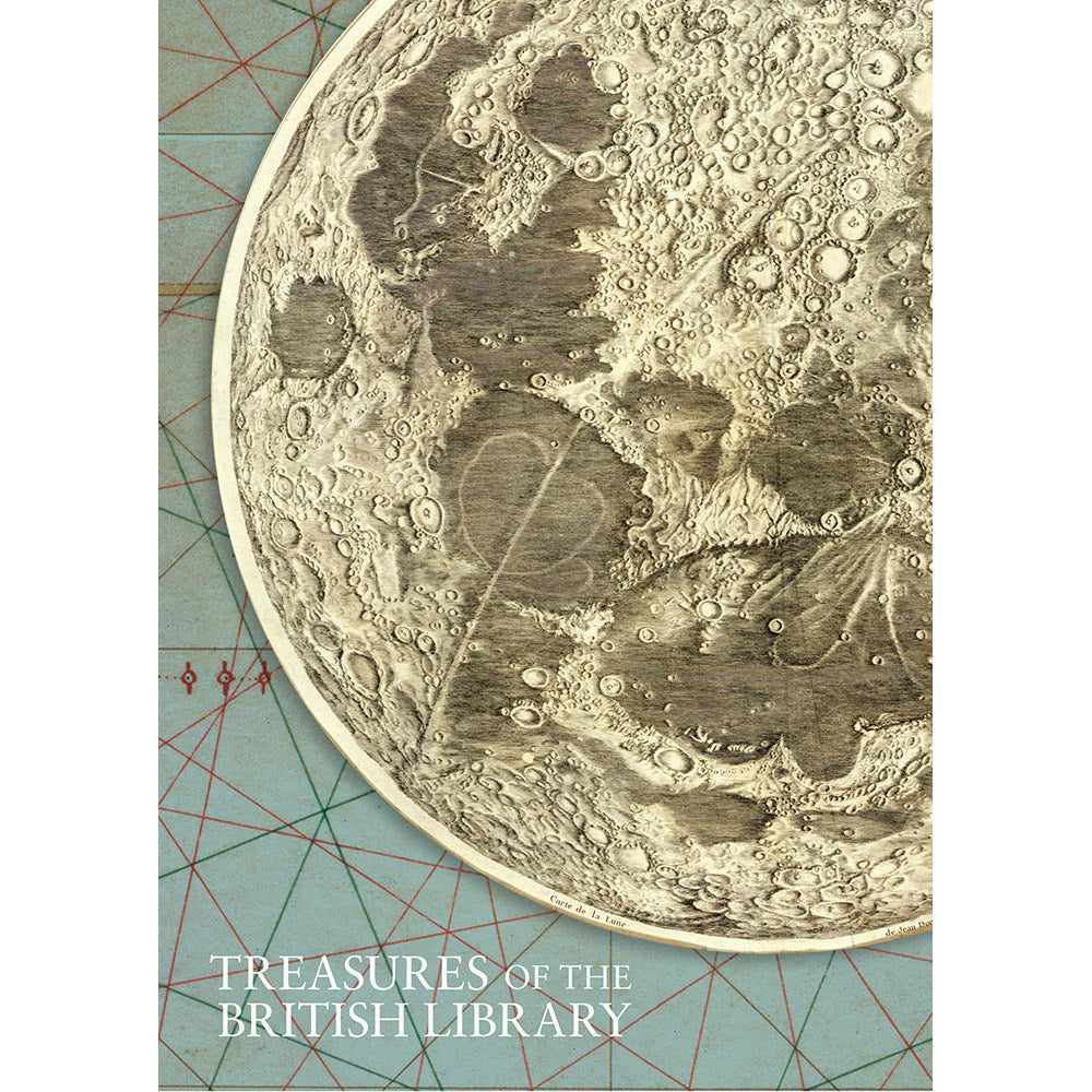 Treasures Moon Notebook A5 Lined