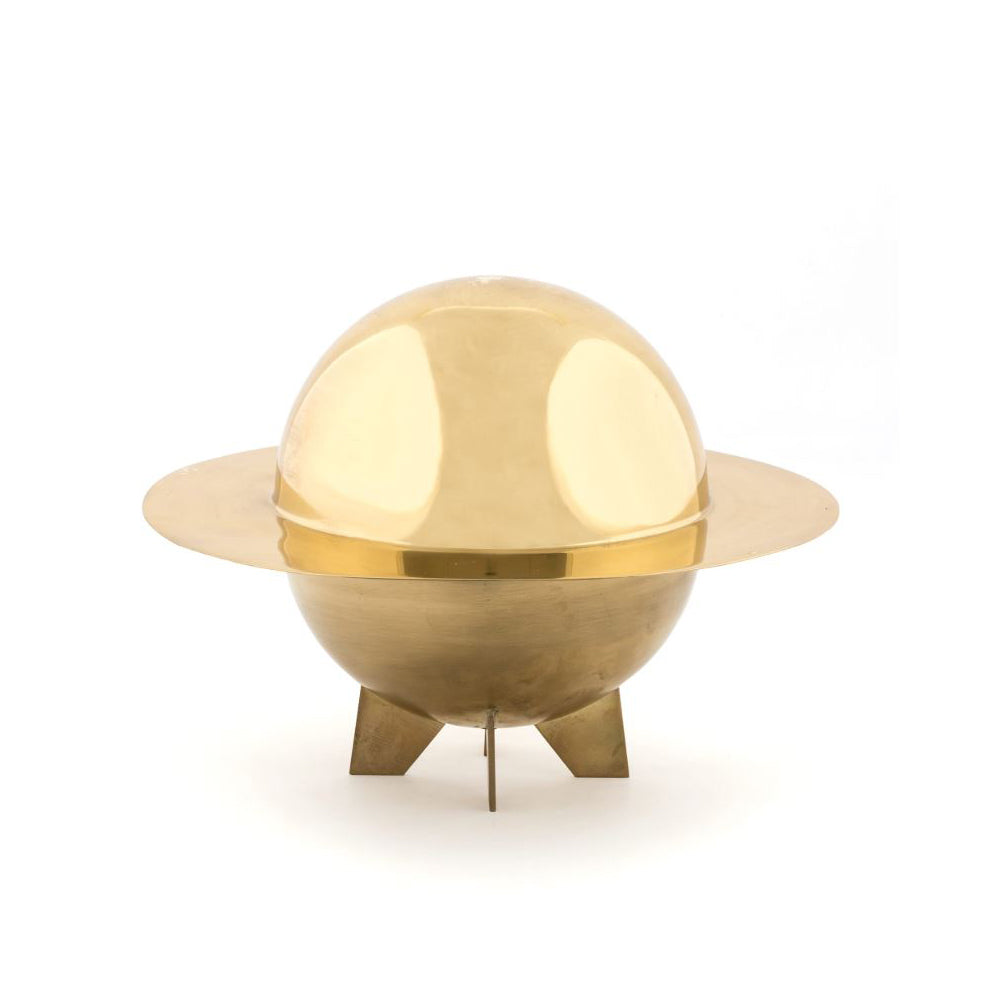 Lunar Planet Bowl Brass Seletti Diesel