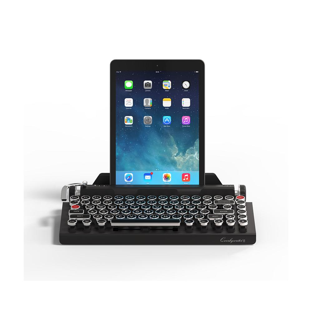 QwerkyWriter Keyboard with iPad