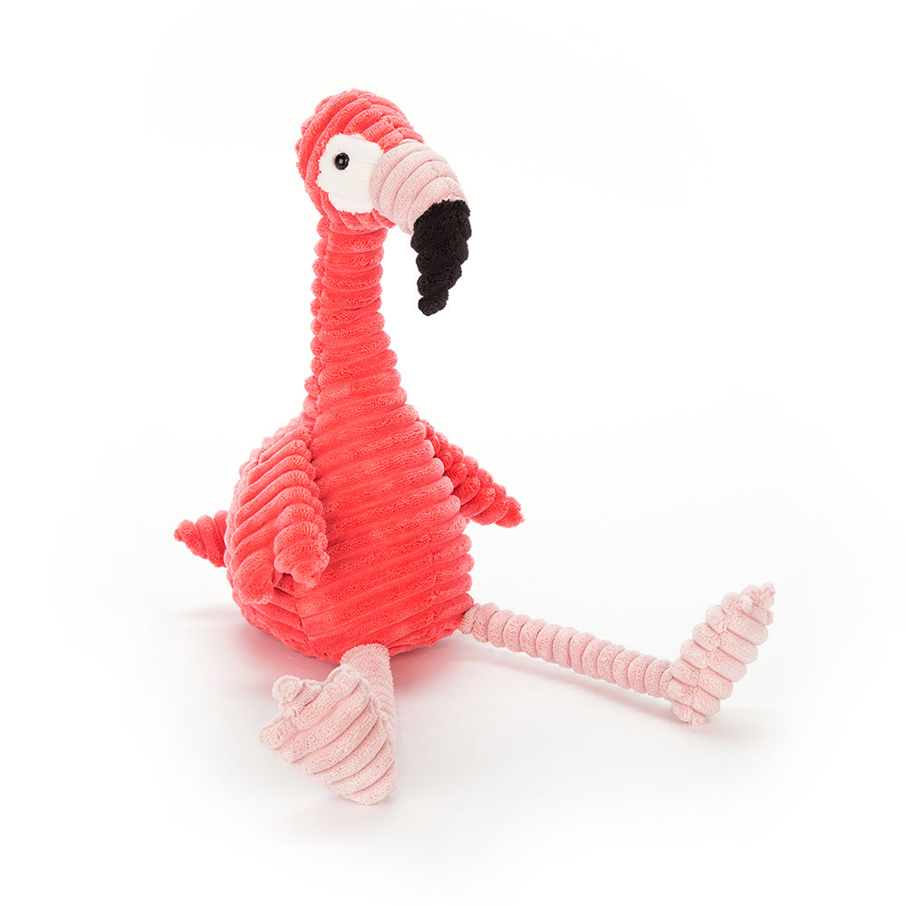 Soft Cordy Roy Flamingo Soft Toy 32 centimeters