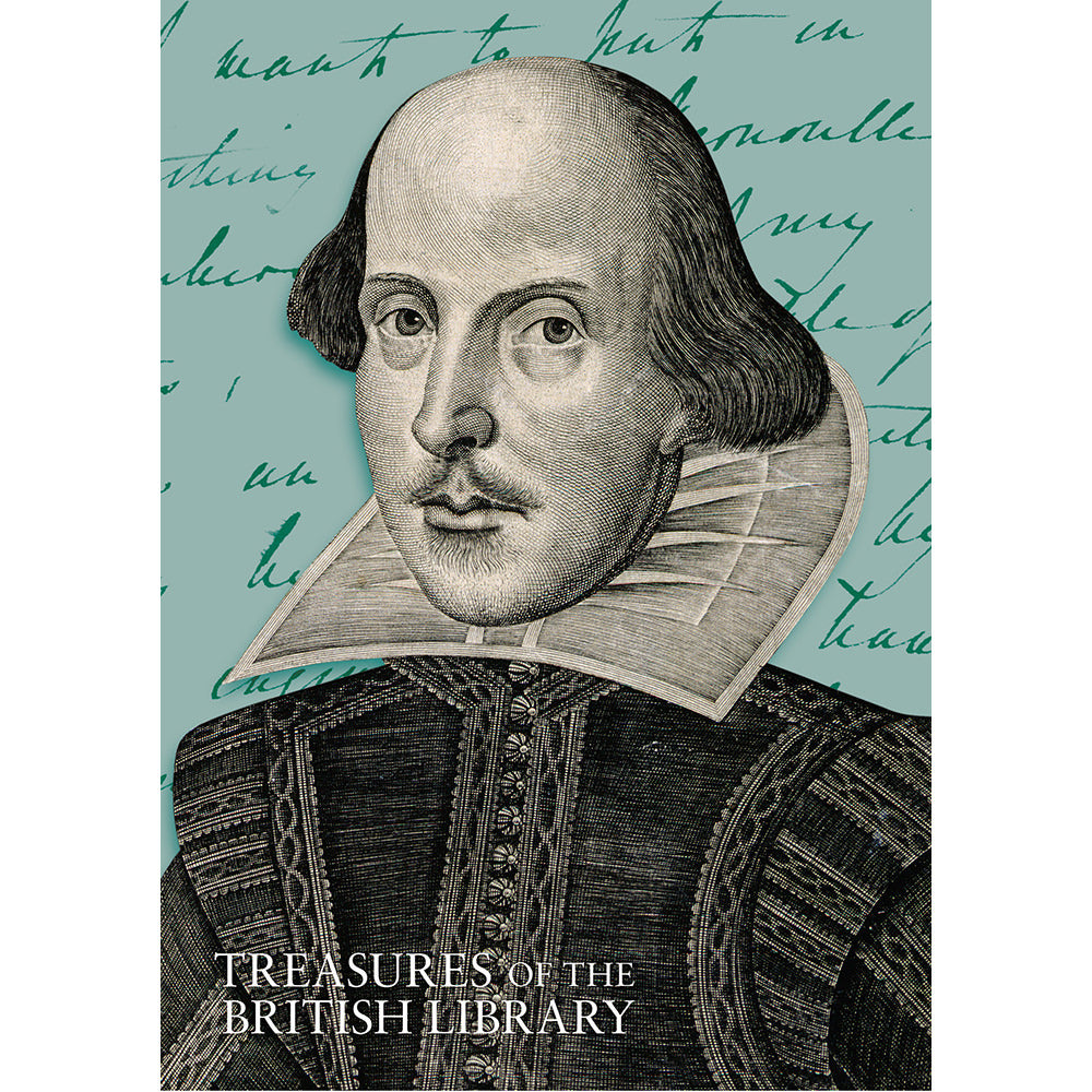 Treasures Shakespeare Notebook A5 Lined