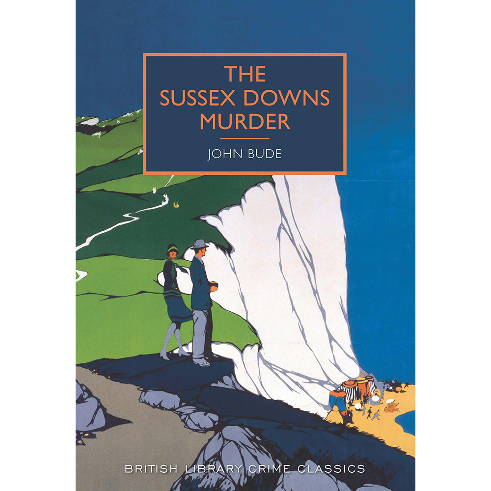 The Sussex Downs Murder Paperback British Library Crime Classic