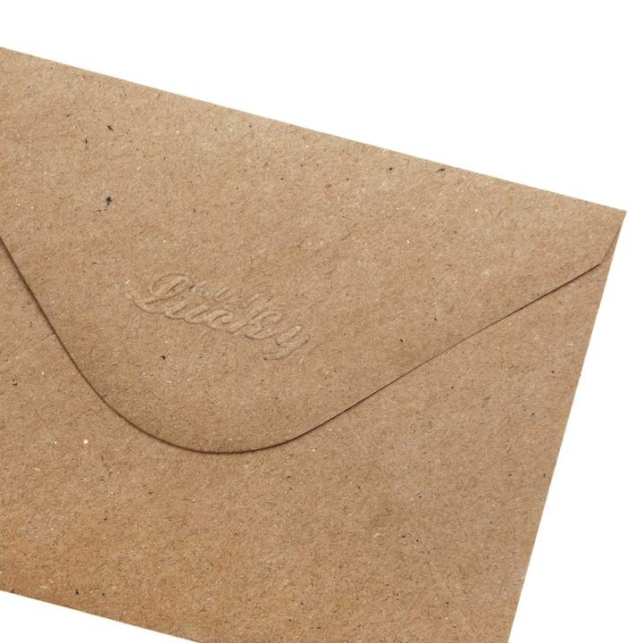 Envelope for Thanks a Bunch Card