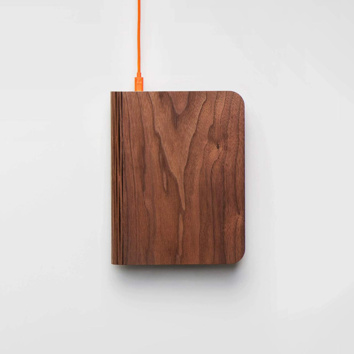 Walnut lumio with Charging cable