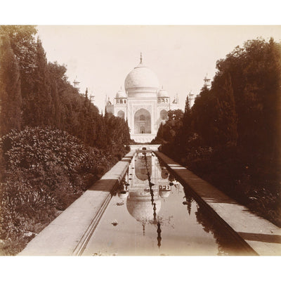 Taj Mahal Photo print
