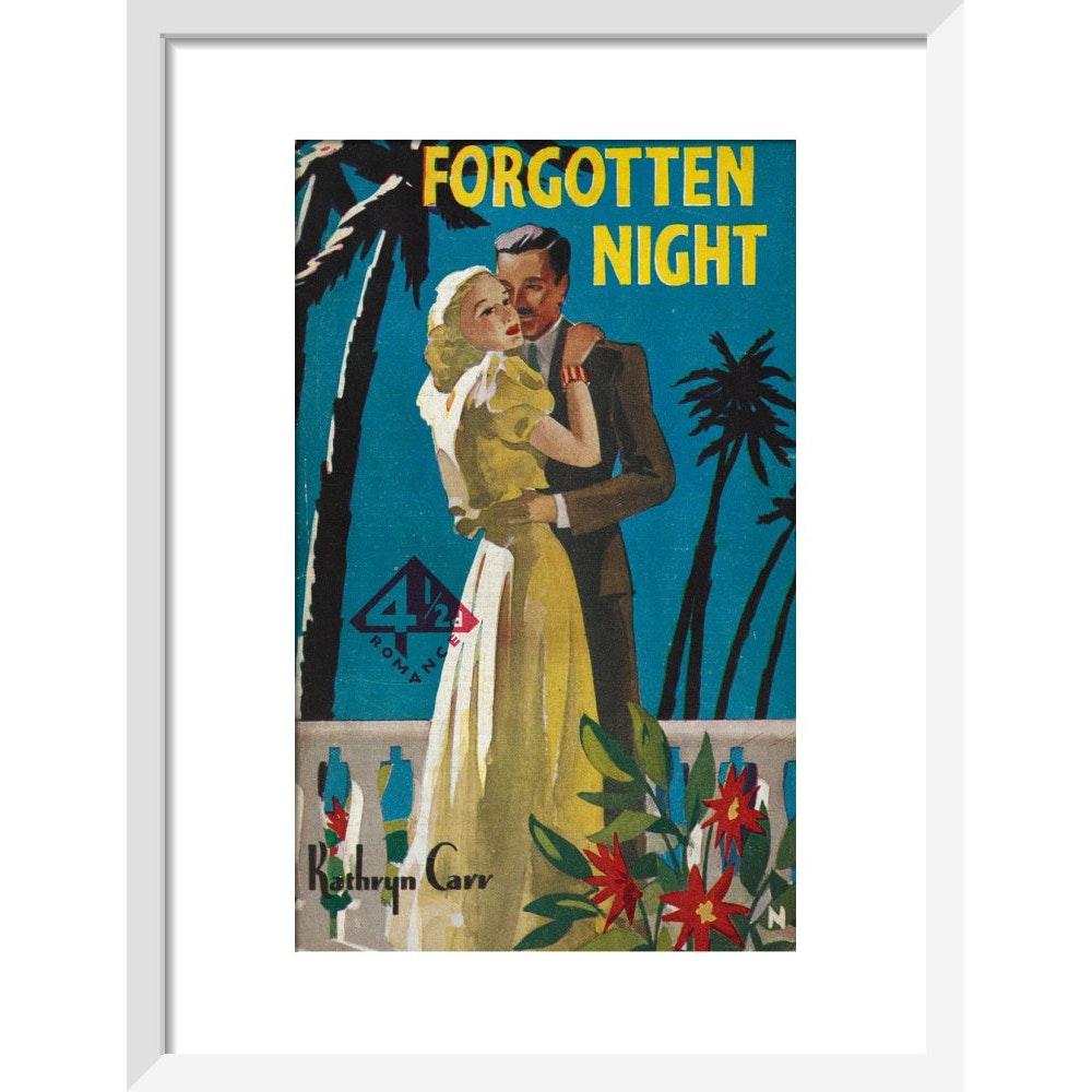 Forgotten Night print