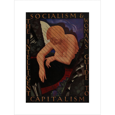 The Intelligent Woman's guide to Socialism and Capitalism print