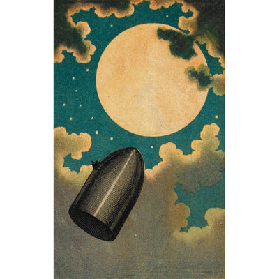 The Moon Voyage print
