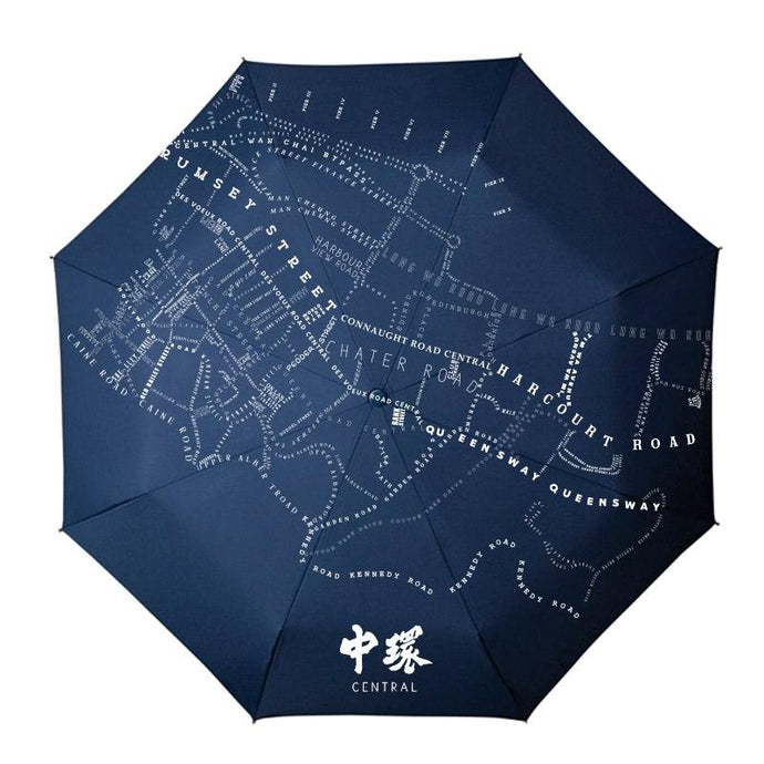 Central Umbrella - tinyislandmaps