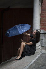 Load image into Gallery viewer, Sheung Wan Umbrella - tinyislandmaps