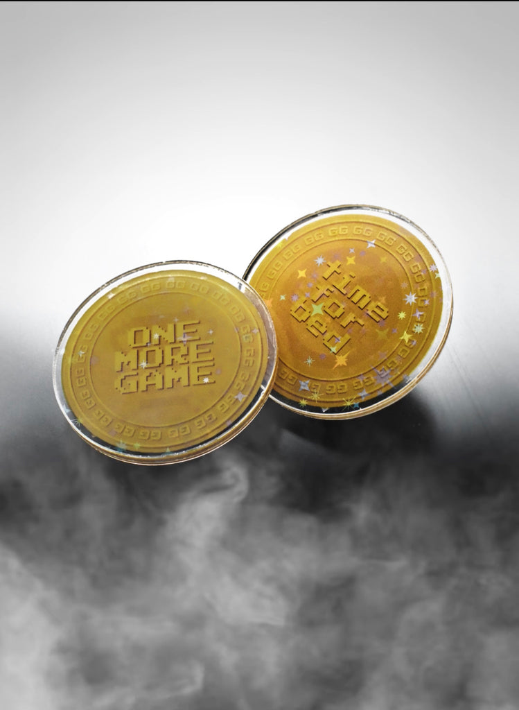 Holographic Destiny Coin