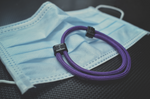 Limited Release Pandemic Purple GG Bracelet