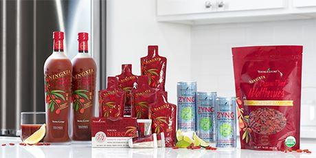 We offer an entire line of drinks and snack foods made with our signature Ningxia wolfberries to help you live a healthy lifestyle.