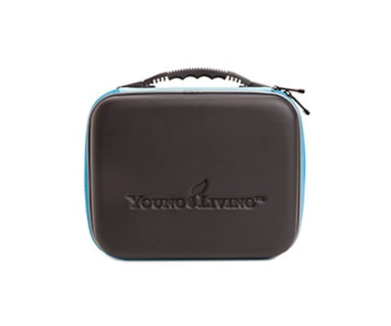 Young Living 30 Oil Case - Blue