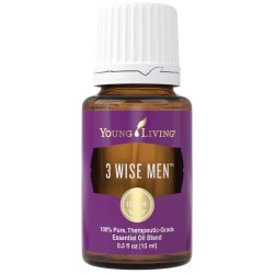 Young Living 3 Wise Men Essential Oil Blend - 15ml