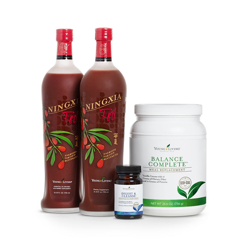 Young Living 5-Day Nutritive Cleanse