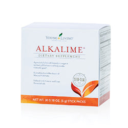 Young Living Alkalime Stick Packs - 30ct