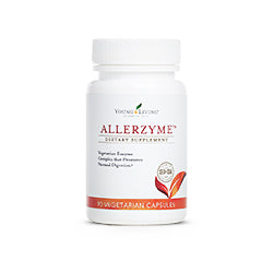 Young Living Allerzyme Capsules - 90ct