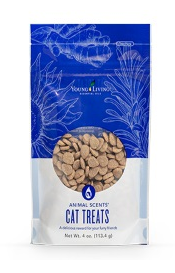 Young Living Animal Scents - Cat Treats - 4oz