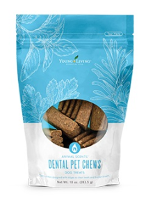Young Living Animal Scents - Dental Pet Chew - 10oz
