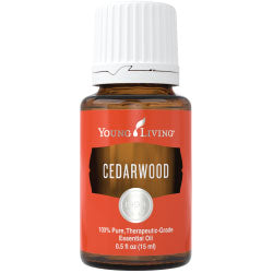 Young Living Cedarwood Essential Oil - 15ml