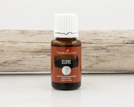 Young Living Clove Essential Oil - 15ml