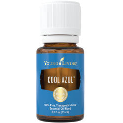 Young Living Cool Azul Essential Oil Blend - 15ml