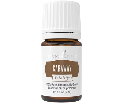 Young Living Caraway Vitality Essential Oil - 5ml