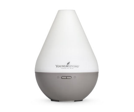 Young Living Dewdrop Diffuser w/ Tangerine & Peppermint 5ml
