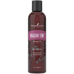 Young Living Dragon Time Massage Oil - 8oz