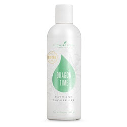 Young Living Dragon Time Bath & Shower Gel - 8oz