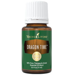 Young Living Dragon Time Essential Oil Blend - 15ml
