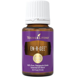 Young Living En-R-Gee Essential Oil Blend - 15ml