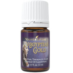 Young Living Egyptian Gold Essential Oil Blend - 5ml