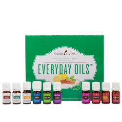 Young Living Everyday Oils Essential Oil Collection