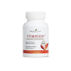 Young Living FemiGen Capsules - 60ct