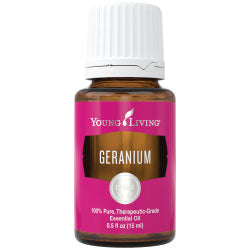 Young Living Geranium Essential Oil - 15ml