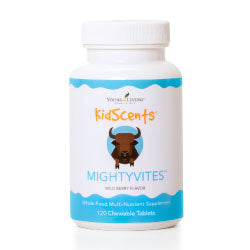 Young Living KidScents MightyVites Chewable Tablets