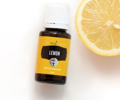 Young Living Lemon Essential Oil - 15ml